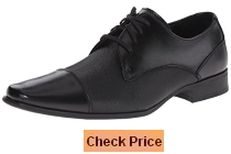 Calvin Klein Men's Bram Diamond Leather Oxford Shoe