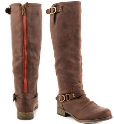 JustFab Bryce - Brown