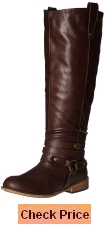 Brinley Co Women's Bailey-xwc Riding Boot