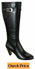 David Tate Women's Ava Super Wide Calf Boot