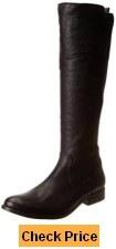 FRYE Women's Molly Gore Tall Riding Boot