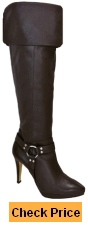 Ros Hommerson Women's Tease Super Wide Calf Over-the-Knee Boots