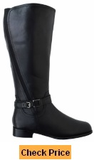 Rose Petals Women's Kylie Super Plus Wide Calf Boot