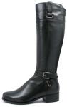 SoleMani Women's Slim Collection Gabi Knee High Riding Boots
