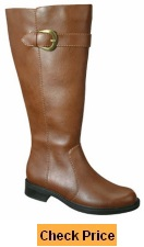 David Tate Women's Stallion Extra-Super Wide Calf Boot