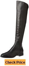 STEVEN by Steve Madden Women's Edeen Harness Boots