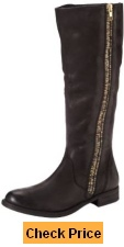 STEVEN by Steve Madden Women's Zendra Engineer Boots