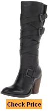 Steve Madden Women's Renegaid Motorcycle Boots