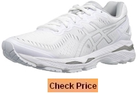 ASICS Gel Kayano 23 White Sneaker
