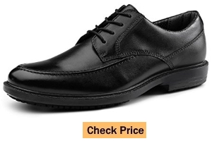 Dockers SureGrip Mens Authority Slip Resistant Work Shoes