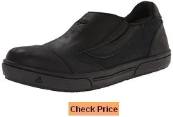 KEEN Utility Men's Destin Slip-On PTC Work Shoe