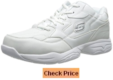 Skechers for Work Albie Tennis Shoe