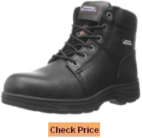Skechers for Work Men's 77009 Workshire Work Steel Toe Boot