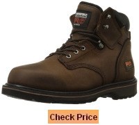 Timberland PRO Men's Pitboss 6 Inch Soft-Toe Boot