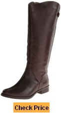 STEVEN by Steve Madden Women's Sady-W Motorcycle Boot