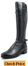 SoleMani Women's Slim Collection Gabi Riding Boots