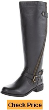 Steve Madden Women's Syniclew Riding Boots