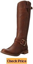Slim Calf Riding Boots For Women - Find My Footwear