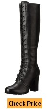 FRYE Women's Parker Tall Lace-Up Riding Boot