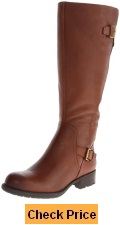 Franco Sarto Women's 'Perk' Wide Calf Boots