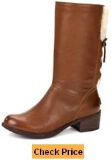 UGG Australia Womens Cary Wool Boots