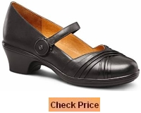 Dr Comfort Cindee Women's Diabetic Extra Depth Heel Dress Shoe