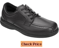 Orthofeet Gramercy Comfort Wide Diabetic Mens Orthopedic Dress Shoes