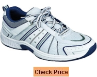 Orthofeet Monterey Bay Comfort Diabetic Wide Arthritis Orthotic Men's Sneakers