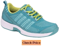Orthofeet Coral Women's Orthotic Sneakers