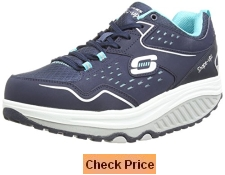 Skechers Women's Shape Ups 2 Perfect Comfort Walking Shoe