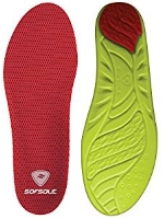 Sof Sole Arch Full Length Comfort High Arch Shoe Insole
