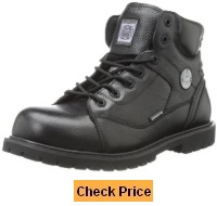 Skechers for Work Men's 77008 Auger Relaxed Fit Work Boot