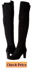 Rockport Women's Total Motion 75mm Over-The-Knee Riding Boot