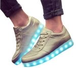 LED Light up Shoes for Sport and Leisure