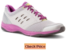 Vionic with Orthaheel Technology Womens Venture Lace Up Shoes