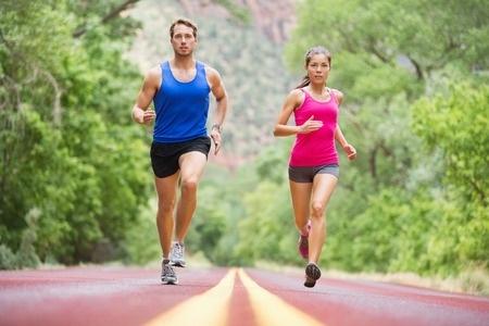 Running Flat Feet