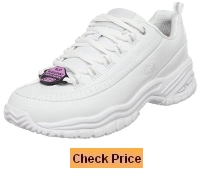 Skechers for Work Women's 76033 Soft Stride-Softie Lace-Up