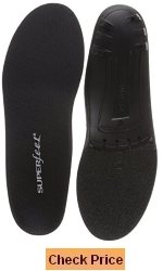 superfeet black premium insoles