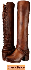Freebird Coal Riding Boot