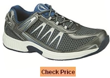 Orthofeet Sprint Comfort Orthopedic Diabetic Mens Sneakers