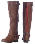 Breckelles Women's Outlaw 81 Knee High Boots