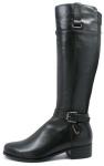 SoleMani Women's Slim Collection Gabi Knee High Riding Boots