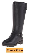 9660ad1c2a51 Top 18 Inch To 19 Inch Wide Calf Boots - Find My Footwear