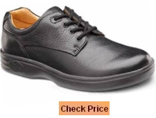 Dr Comfort Women's Laura Black Diabetic Casual Shoes