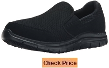 Skechers for Work Women's Gozard Slip Resistant Walking Shoe