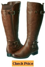 Naturalizer Johanna Wide Shaft Riding Boots