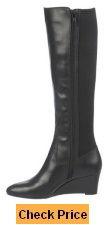 Naturalizer Quinlee Wide Shaft Women's Boot