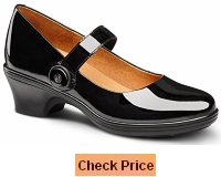 Dr Comfort Coco Women's Diabetic Extra Depth Heel Dress Shoe