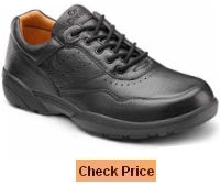 Dr Comfort Men's Robert Black Diabetic Casual Shoes