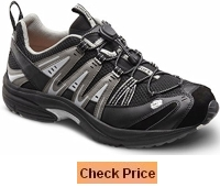 Dr Comfort Performance-X Men's Therapeutic Diabetic Double Depth Shoe